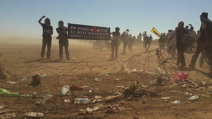 DAF in Kobane 3