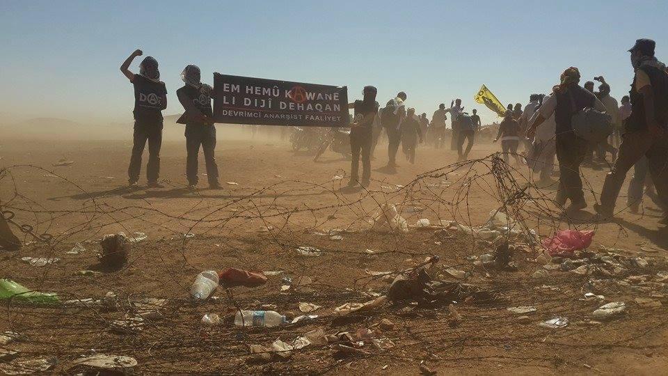 DAF in Kobane 8