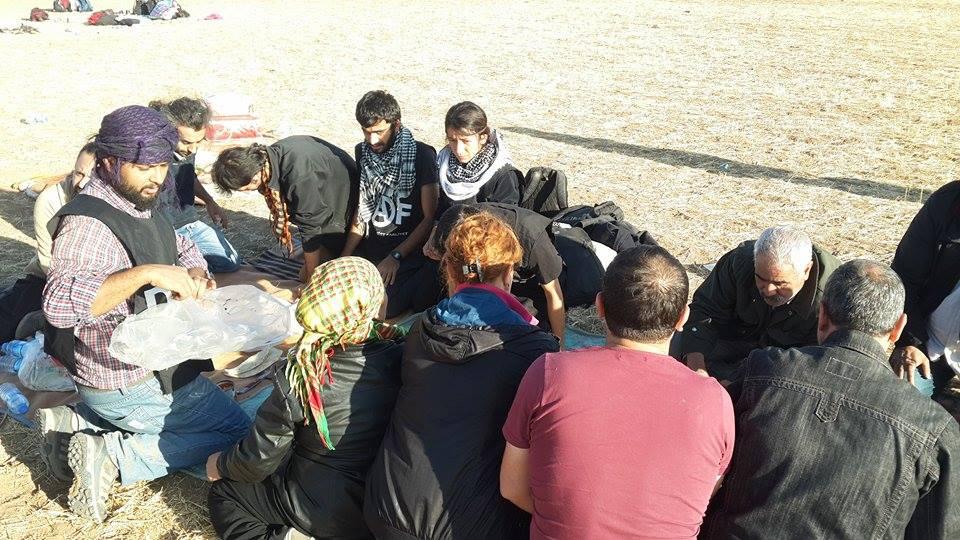 DAF in Kobane 9